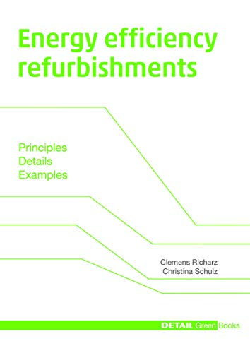 9783920034904: Energy efficiency refurbishments (Detail Green Books)
