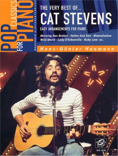 9783920127224: The Very Best of... Cat Stevens