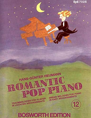 9783920127682: Romantic Pop Piano 12.