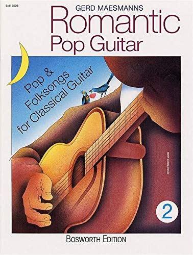 9783920127835: Romantic Pop Guitar 2