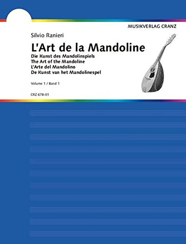 9783920201061: 1: Mandolin Method