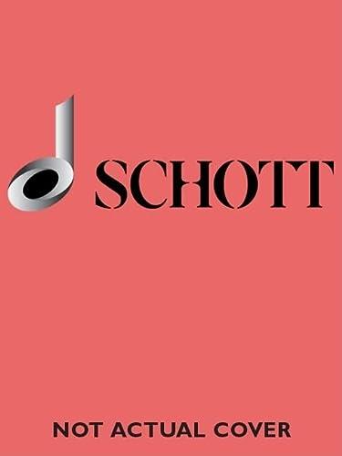 9783920201269: An Der Schoenen Satb