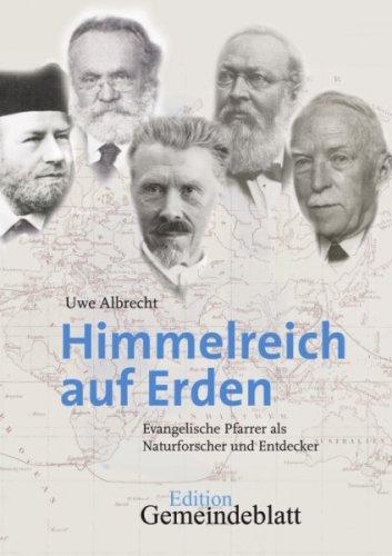 9783920207223: Himmelreich auf Erden: Evangelische Pfarrer als Naturforscher und Entdecker