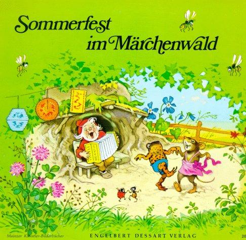 9783920215099: Sommerfest im Märchenwald