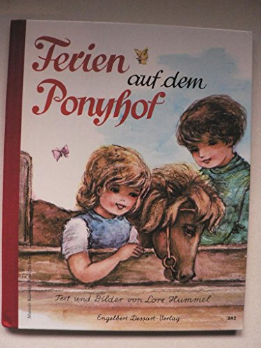 9783920215426: Ferien auf dem Ponyhof