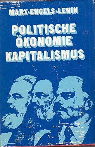 Zur politischen Ökonomie des Kapitalismus. Ein Nachschlagewerk,: Marx, Karl: