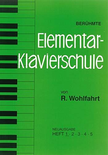 9783920361215: Berühmte Elementar-Klavierschule