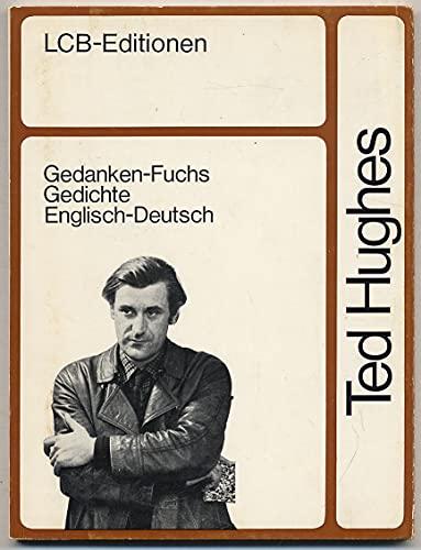 9783920392301: Gedanken-Fuchs: Gedichte