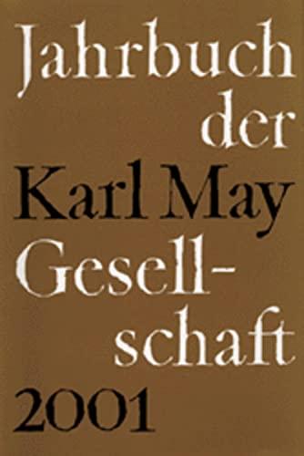 9783920421827: Jahrbuch der Karl-May-Gesellschaft 2001