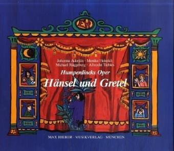 9783920456126: Hänsel und Gretel