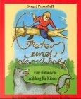 9783920456324: Peter und der Wolf