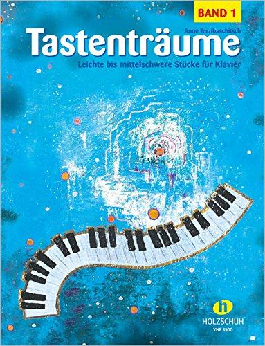 9783920470191: Tastenträume Band 1 - Leichte bis mittelschwere Stücke für Klavier
