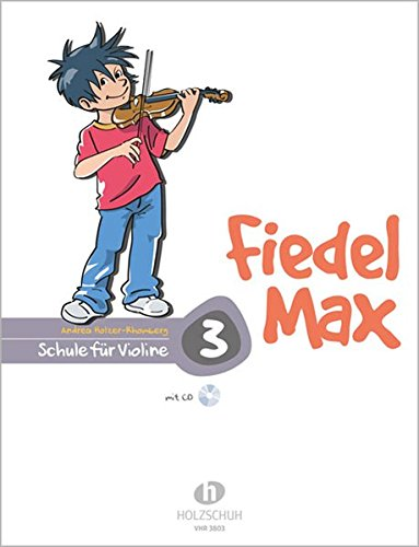 9783920470443: Fiedel Max - Schule 3