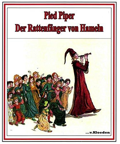 9783920564708: Pied Piper: Der Rattenf�nger von Hameln