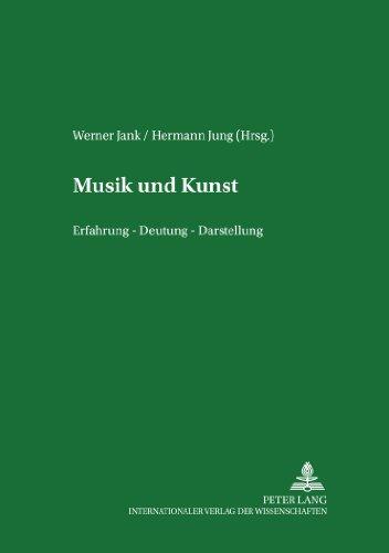 9783920671192: Musik und Kunst (Mannheimer Hochschulschriften) (German Edition)