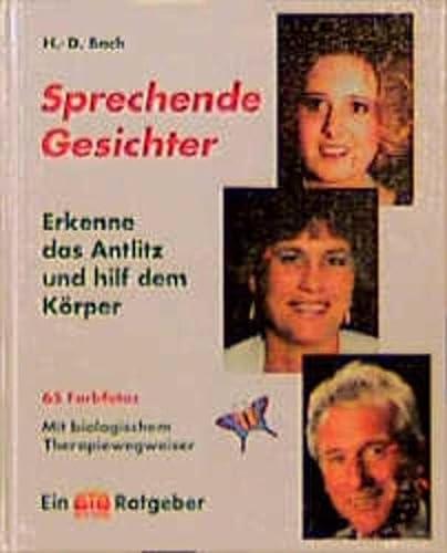Sprechende Gesichter: Hans-Dieter Bach