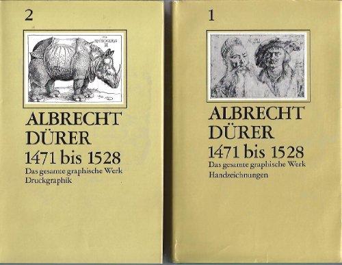 9783920802589: Albrecht Dürer. 1471 bis 1528. Das gesamte graphische Werk. 2 Bände