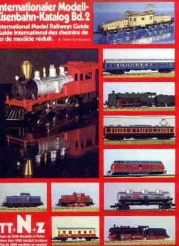 International Model Railways Guide / Internationaler Modell: B. Stein