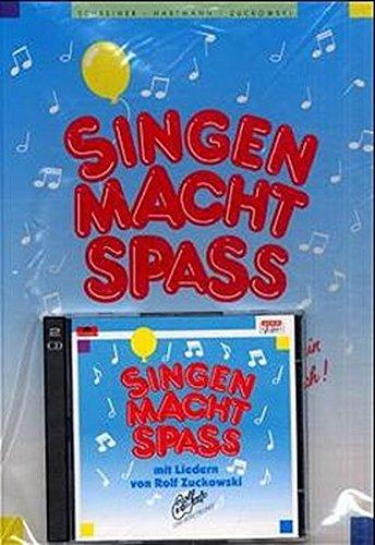 9783920880662: Singen macht Spaß. Liederbuch inkl. zwei CDs: ...mehr als ein Liederbuch!