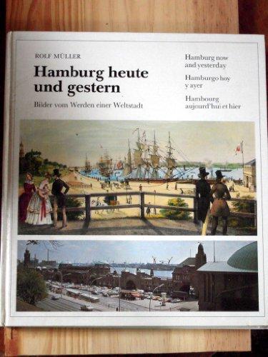 9783920953199: Hamburg Heute und Gestern