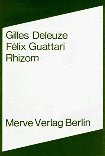 Rhizom (Paperback): Gilles Deleuze, Felix
