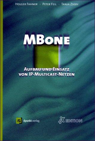 9783920993997: MBone, m. CD-ROM