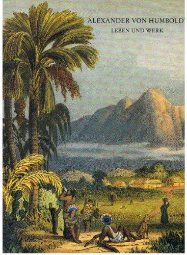 9783921037553: Alexander von Humboldt.