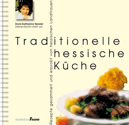 9783921156766: Traditionelle hessische K+â-+che