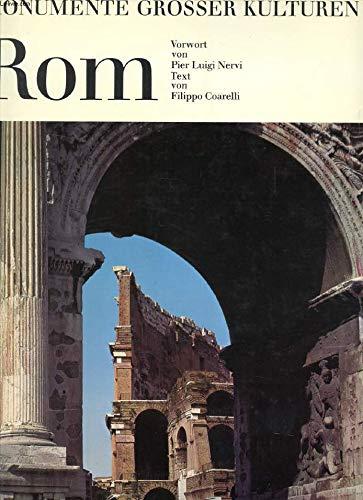 Rom - Monumente grosser Kulturen: Coarelli, Filippo