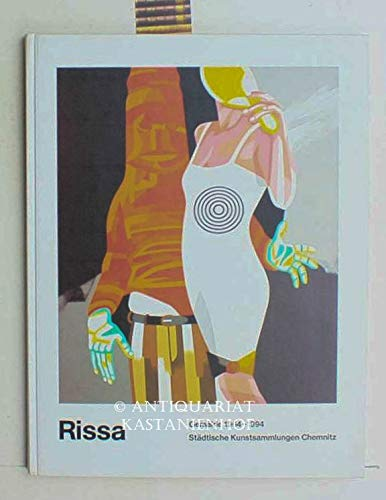 Rissa. Gemälde 1964 - 1994.: Anna, Susanne (
