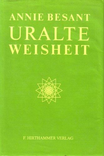 9783921288955: Uralte Weisheit