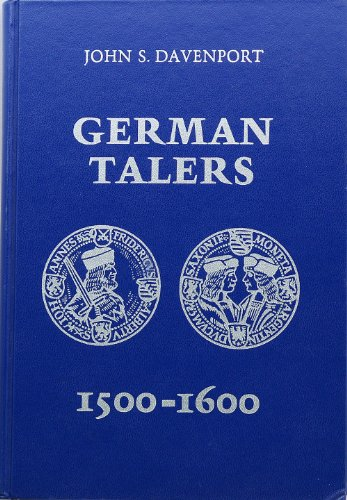 9783921302149: German talers, 1500-1600