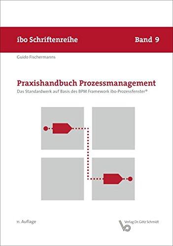 9783921313893: Praxishandbuch Prozessmanagement
