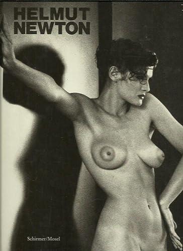 Helmut Newton Mit Einem Text Von Karl