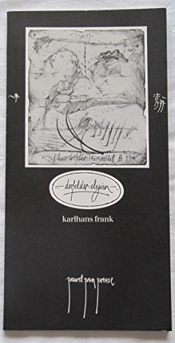 Elegien (German Edition)