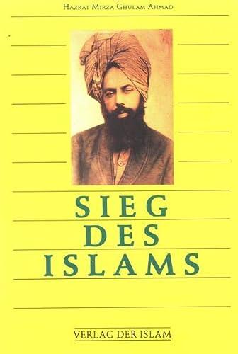 Sieg des Islams: Ahmad, Hazrat Mirza