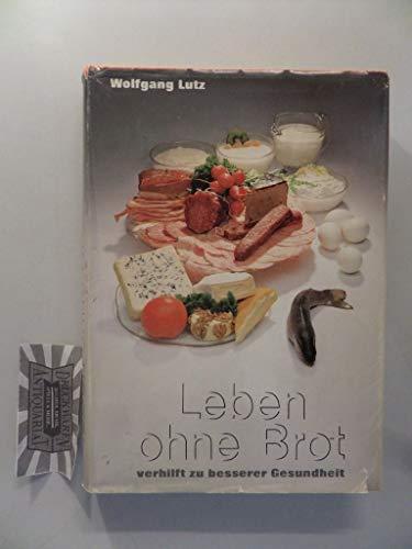 9783921500231: Leben ohne Brot