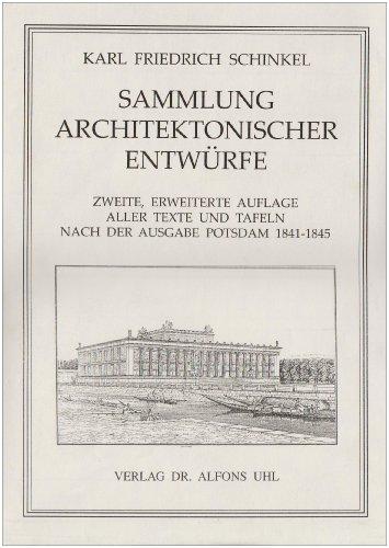 9783921503003: Sammlung architektonischer Entwürfe