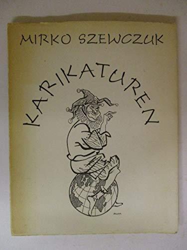 9783921503461: Karikaturen aus den Jahren 1946 [i.e. neunzehnhundertsechsundvierzig] bis 1957 (German Edition)