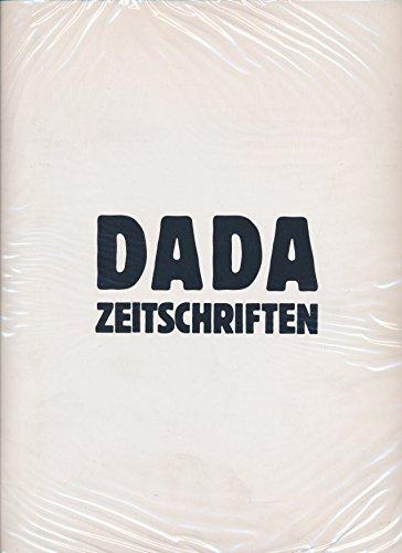 9783921523353: Dada Zeitschriften