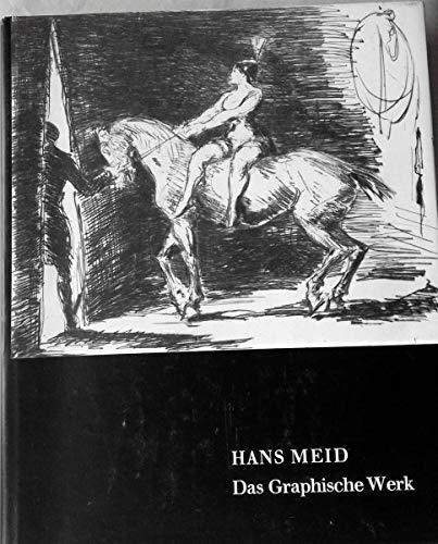 Hans Mied (German Edition): Meid, Hans