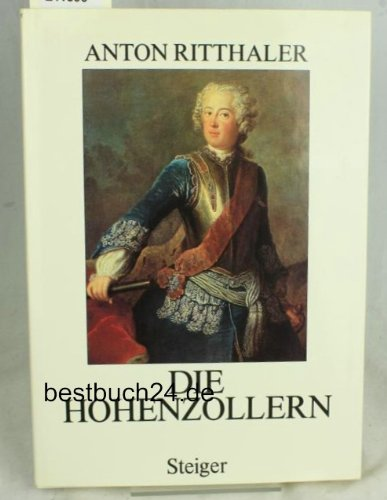 9783921564127: Die Hohenzollern