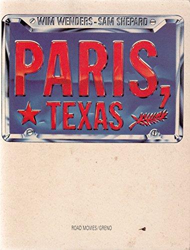 9783921568118: Paris, Texas