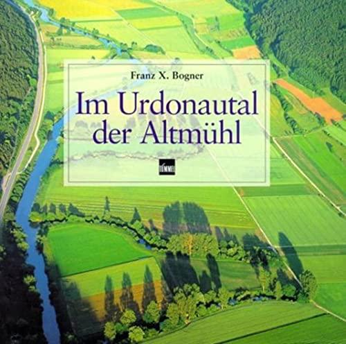 9783921590881: Das Urdonautal der Altmühl.