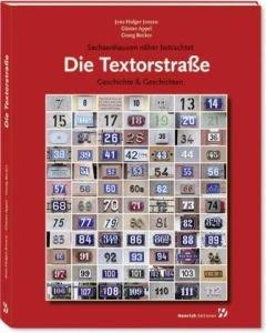 9783921606919: Die Textorstraße