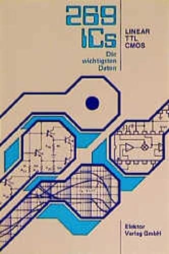 269 ICs. Die wichtigsten Daten: Linear TTL CMOS