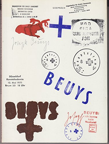 Joseph Beuys. Multiplizierte Kunst. Werkverzeichnis.: Schellmann, Jörg und