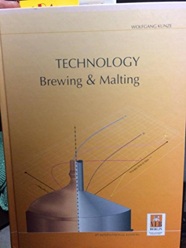 9783921690345: Technology Brewing and Malting