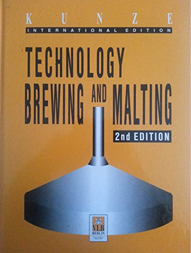 9783921690390: Technology Brewing and malting