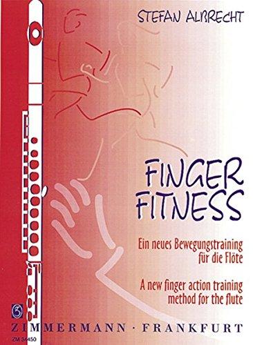 9783921729755: Albrecht: Fingerfitness - Finger Action Training Method